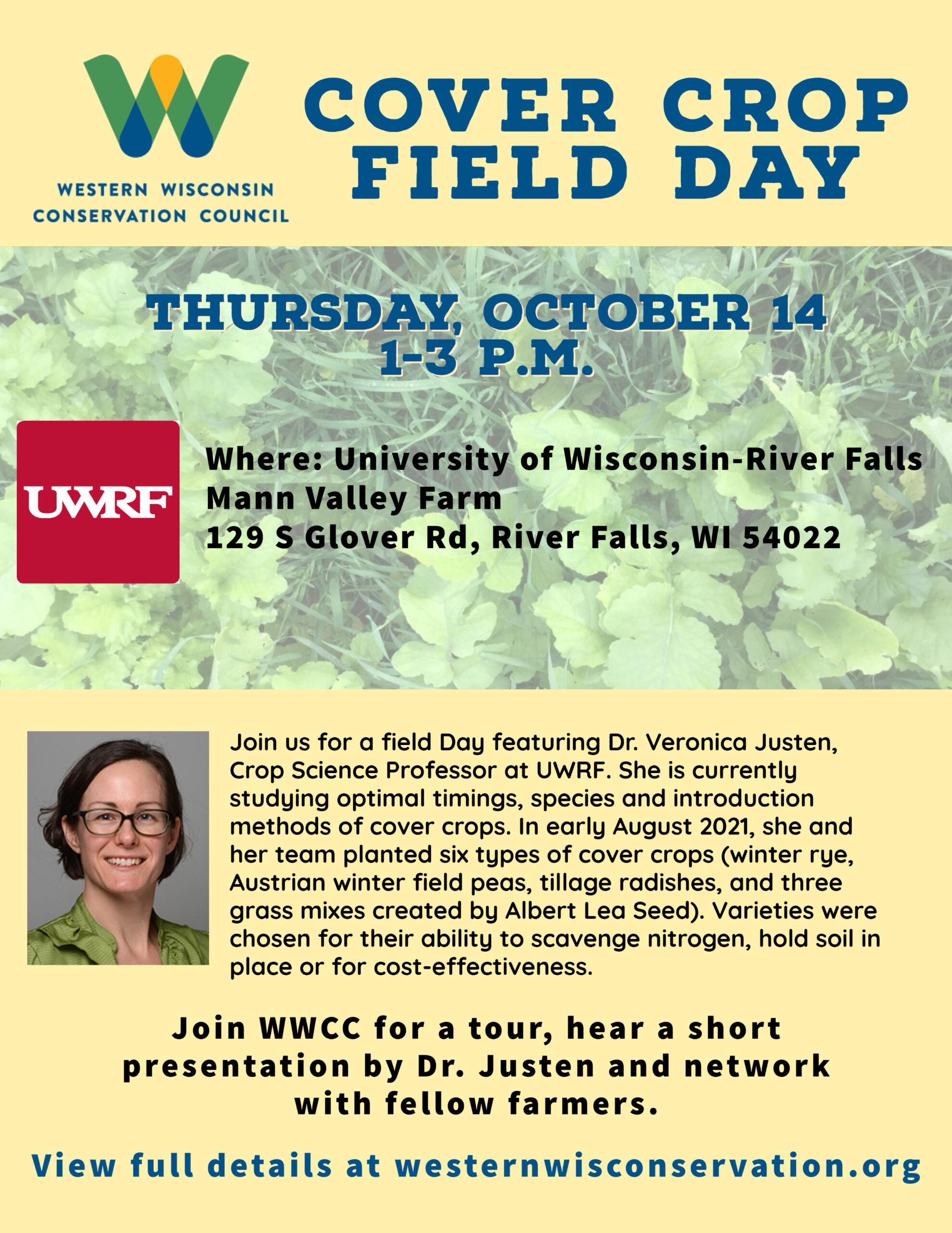 WWCC field day 10.14.